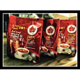 Red Leaf White Coffee 3in1 Rich (15s X 36g)