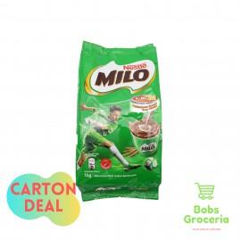 Nestle Milo Activ-Go Softpack 1KG