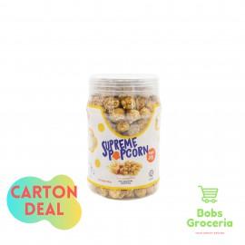 Supreme Flavoured Popcorn Caramel Butter (280g) / Dark Chocolate (280g) / Salted Egg (200g)