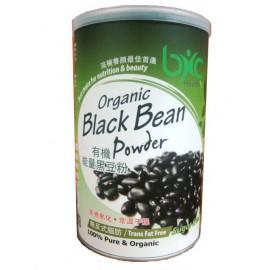 BNC ORGANIC BLACK BEAN POWDER  有机能量黑豆粉 450G/CAN