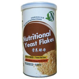 BNC NUTRITIONAL YEAST FLAKES  法国营养酵母  200G/CAN