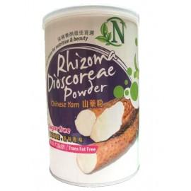 BNC ORGANIC RHIZOME DIOSCROREAE POWDER  有機山藥粉  450G/CAN