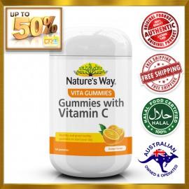 NATURE'S WAY VitaGummies With Vitamin C Gummies 60s