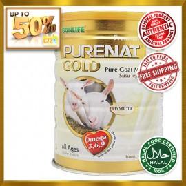 BONLIFE Purenat Gold Goat Milk Powder (800g)