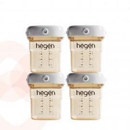 Hegen 150ml/5oz Breast Milk Storage PPSU (4-pack)