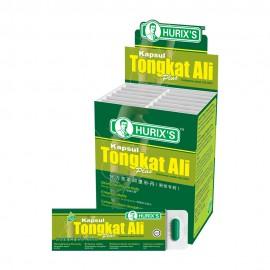 Hurix's Kapsul Tongkat Ali Plus (New Design) 6's x 12